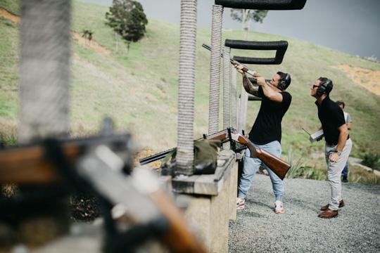 Claybird Shooting Experience