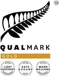 Qualmark Gold Logo